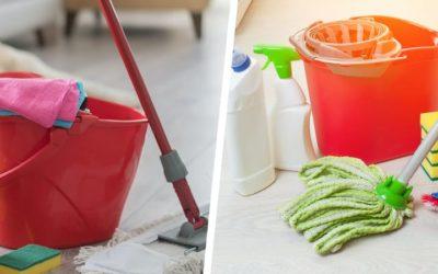 Spring Cleaning Hazards